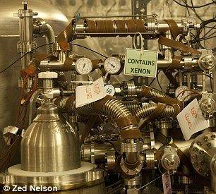 进气系统,确保超纯氙气供应