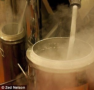 """液态氮用于冷却ZEPLIN-III探测器中的""""靶子"""""""