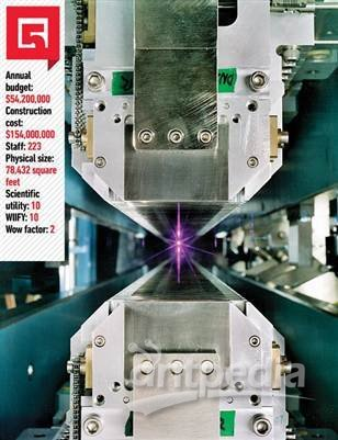 先进光源粒子加速器
