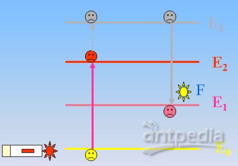 原子荧光分光光度计原理