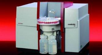contrAA 600石墨炉连续光源原子吸收光谱仪