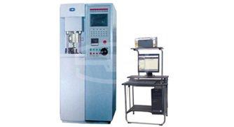MM-U5G(10G)屏显式材料端面高温摩擦磨损试验机