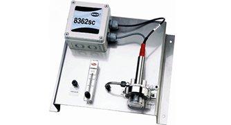 哈希8362sc 高纯水用在线pH分析仪