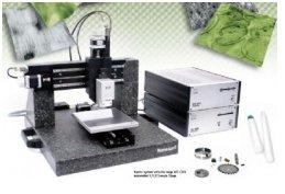 大扫描范围原子力显微镜