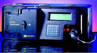 Turner 野外水中油分析仪10-au