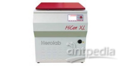 德国Herolab HiCen XL 落地式超大容量高速离心机