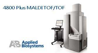 4800 Plus MALDI TOF/TOF质谱仪