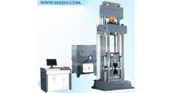 WAW-3000A/4000A/5000A 微机控制电液伺服万能试验机