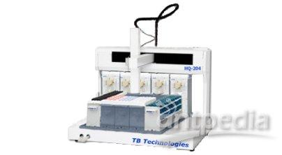 TB-35/TBT FASPE-04 4 通道全自动固相仪