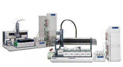 GX系列分析/半制备兼容HPLC 系统