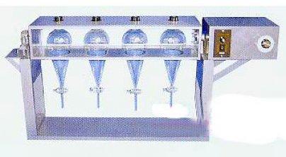 WI2880439四联全自动翻转式萃取器