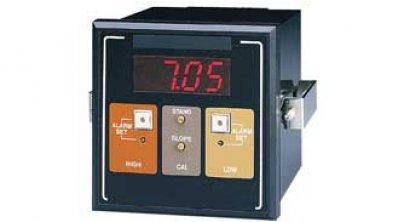 经济型1/4 DIN pH/ORP控制器