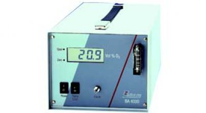 BA4000顺磁氧便携式氧分析仪