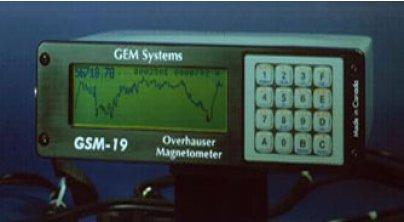 GSM-19高精度Overhauser磁力仪