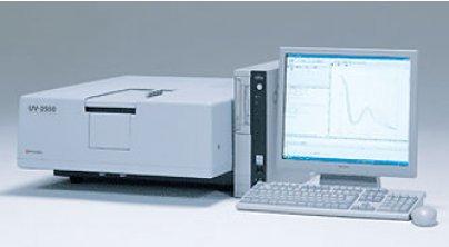 UV-2450/2550紫外可见分光光度计