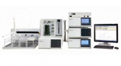 GPC800-Vortex 全自动凝胶净化-定量浓缩系统