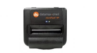 Datamax-O'Neil 4t/4te便携式条码打印机