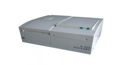 F-320 荧光分光光度计