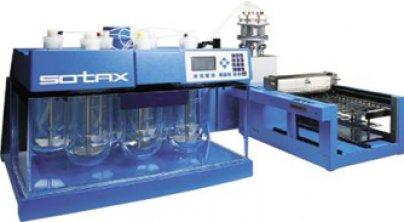 SOTAX  AT 7smart离线全自动溶出度仪