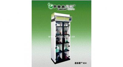 高效无管道过滤式净气型储药柜