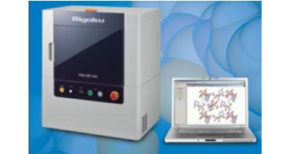XtaLABmini台式小分子单晶X射线分析装置