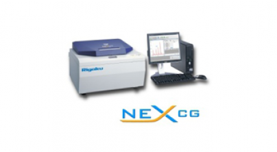 Rigaku NEX-CG能量色散X荧光分析仪