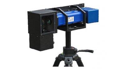 地面目标物体大范围扫描高光谱分析仪