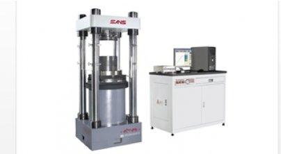 YAW4306电液式压力试验机