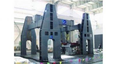 轨道交通转向架多通道协调加载试验系统