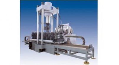 JES系列液压式手自动一体式校直机