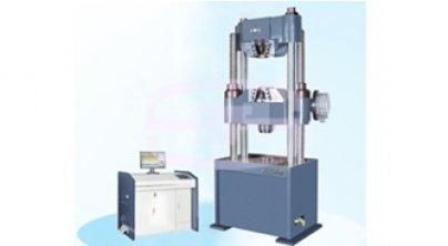WAW-300C/600C/1000C微机控制电液伺服万能试验机