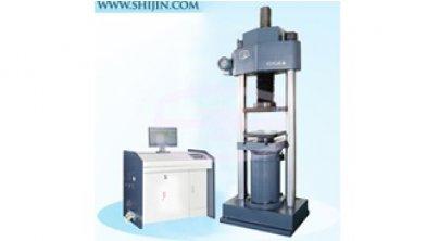 YAW-300/600/1000 微机控制电液伺服压力试验机