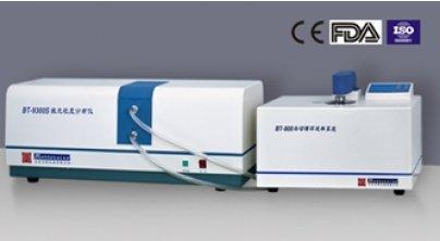 BT-9300S激光粒度分布仪