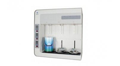 高精密三站并列式全自动介孔微孔分析仪JW-BK300C