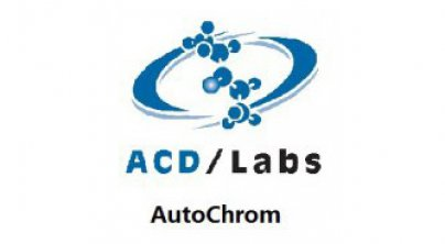 ACD AutoChrom offline 色谱方法开发软件