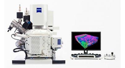 蔡司 Crossbeam 340 和 Crossbeam 540专用于纳米断层成像和纳米加工的 FIB-SEM 系统