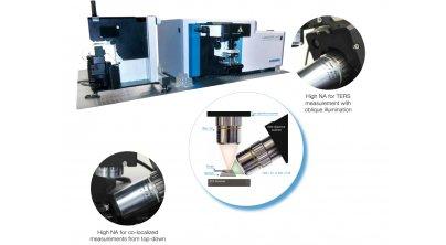 HR Evo Nano 原子力- 拉曼联用系统