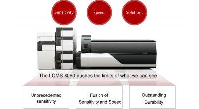 LCMS-8060三重四极杆液质联用仪