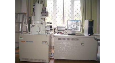 JSM-6701F冷场发射扫描电子显微镜