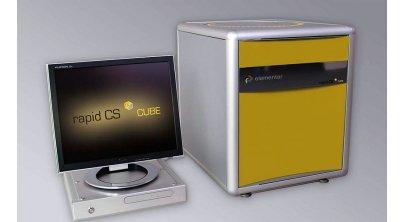 rapid CS cube快速碳硫测定仪